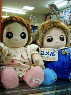 8月8日におもちゃのジャンボにミルルちゃんとお越し頂きました