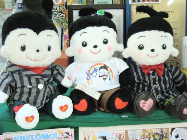 名古屋在中のロイドママさんとパパさんが連れてきてくれた、プリモプエルのロイド君とピース君が遊びに来てくれました。
