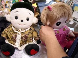 9月23日におもちゃのジャンボにプリモちゃんとネルルちゃんと一緒にお越し頂きました