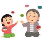 おもちゃは病児や高齢者を元気にするツールです