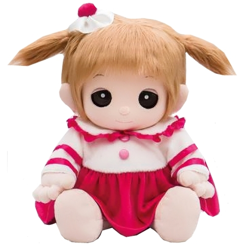 【おもちゃのジャンボ】ユメル ネルル 夢の子コレクション47 ふわふわピンクドレス 【おしゃべり人形お洋服】 通販 販売