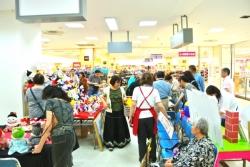 2016年6月4日 プリモプエル 分校入園式がおもちゃのジャンボで行われました。