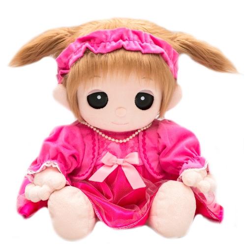 【おもちゃのジャンボ】 ユメル ネルル ミルル 夢の子コレクション44 ピンクドレス(リボン、パンツ付き) 通販 販売