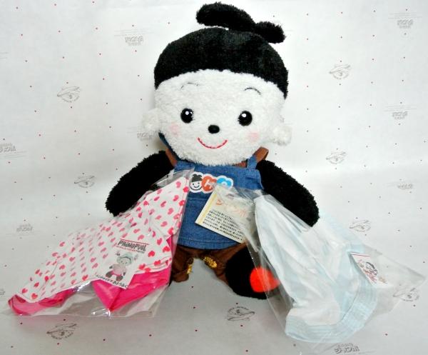 おもちゃのジャンボでご注文頂きました。プリモプエルのお洋服 かわいいピンクのハート柄Tシャツとお帽子が人気のお洋服の発送です。