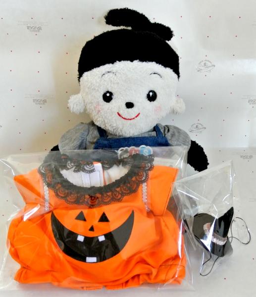 おもちゃのジャンボ でご注文頂きました プリモのお洋服 ハロウィン ハロウィーン のコスチューム お洋服セットの出荷発送です