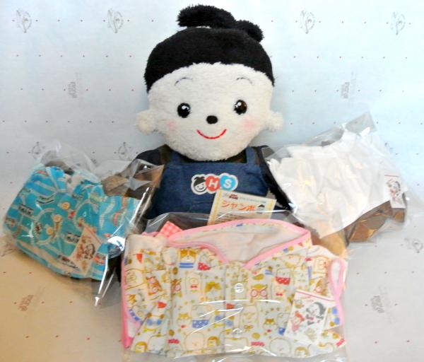 おもちゃのジャンボ でご注文頂きました プリモプエルのお洋服 お着替え着せ替えセット服の出荷 発送です