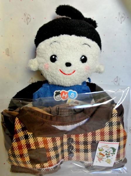 おもちゃのジャンボ でご注文頂きました プリモプエルのお洋服 お着替え 着せ替え セット 服の出荷 発送です