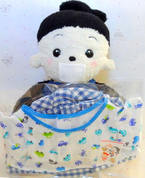 おもちゃのジャンボ でご注文頂きました プリモのお洋服 車柄やわらかTシャツや青チェックの帽子が春らしい素敵な洋服の出荷 発送です