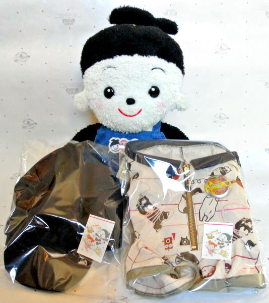 おもちゃのジャンボ でご注文頂きました プリモのお洋服 動物柄つなぎにデニム帽子が爽やかな洋服の出荷 発送です