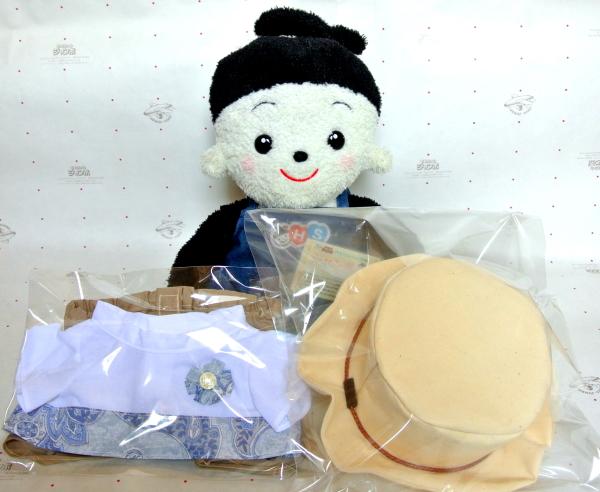 おもちゃのジャンボ でご注文頂きました プリモプエルのお洋服 お帽子とTシャツが初夏の色どり爽やかなお洋服の出荷 発送です