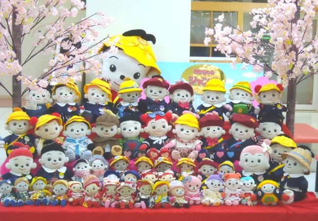 おもちゃのジャンボ プリモプエル分校入園式