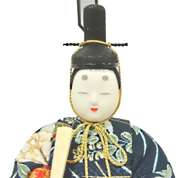 雛人形 ひな人形 お雛様 雛  5人飾り 祝衝立 木目込雛 【2015年度新作】