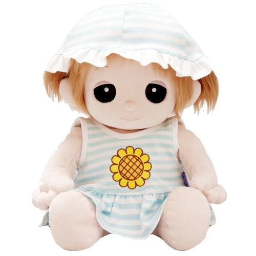 【おもちゃのジャンボ】 夢の子コレクション39 夏色ニットワンピース  (帽子付き) お洋服 ユメル ネルル ミルル 通販 販売